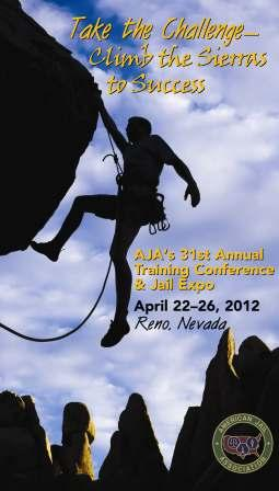 AJA's 31st Annual Training Conference & Jail Expo